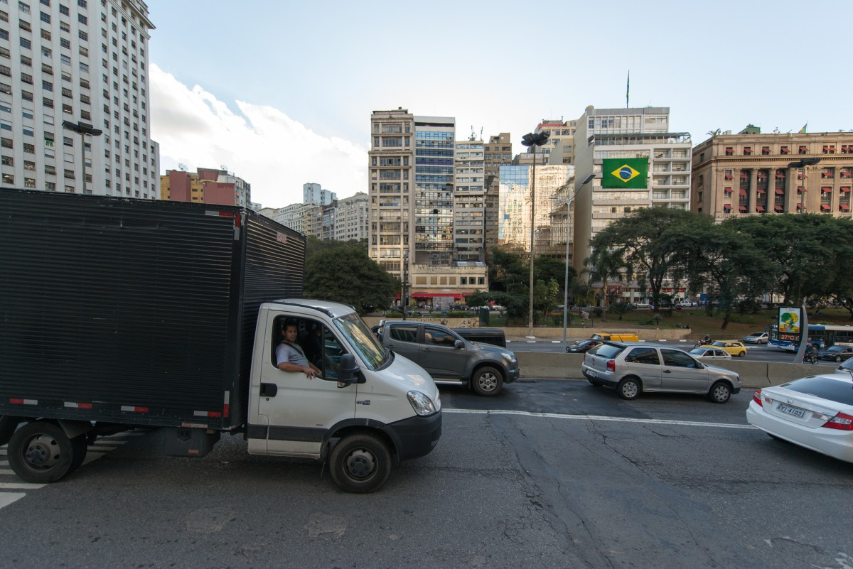 Ein Tag in São Paulo